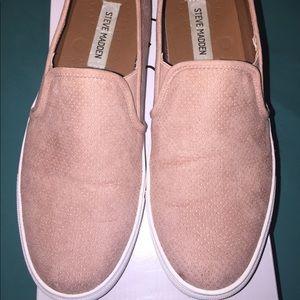 Steve Madden Blush Pink Shoes